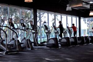 cardio in gym